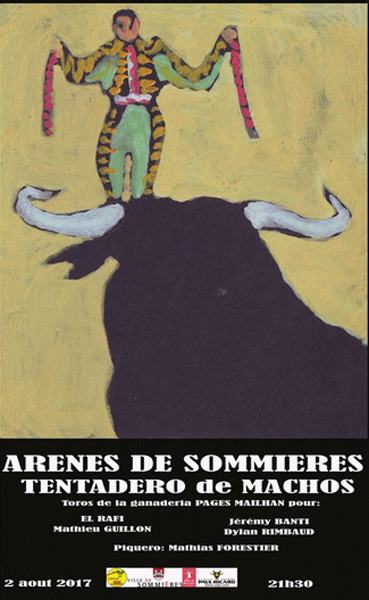 Sommieres 2017